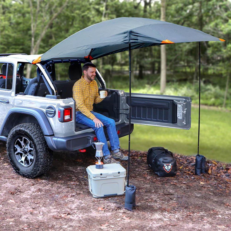 Hatchback + SUV Liftgate Canopy