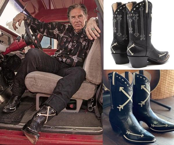 Heritage x Featherweight x John Doe Westerner Boot