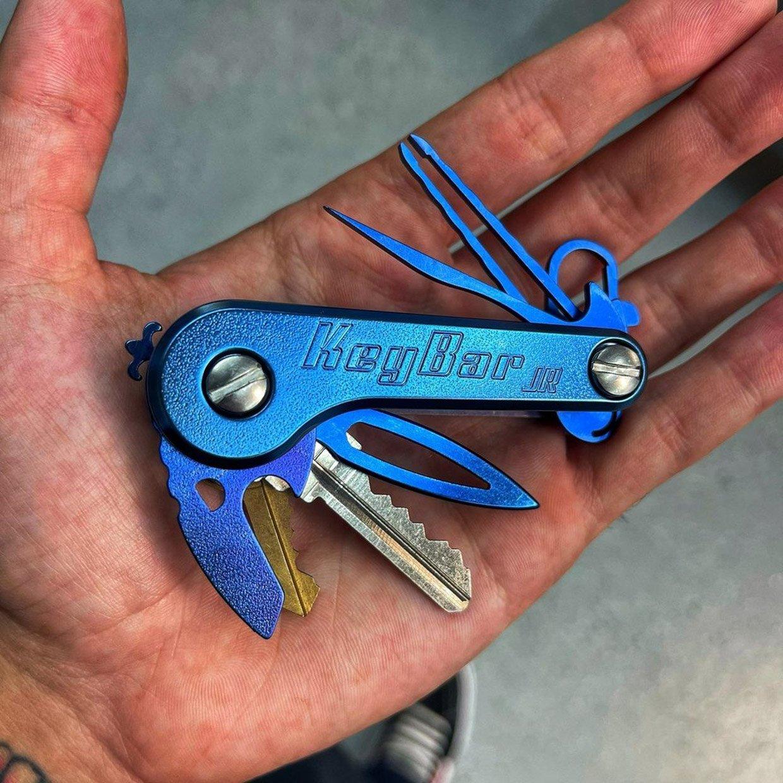 KeyBar Multitool Key Organizer