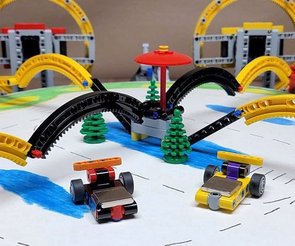 LEGO Driving Simulator