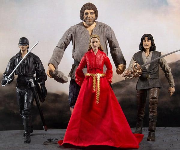 McFarlane Toys The Princess Bride Action Figures