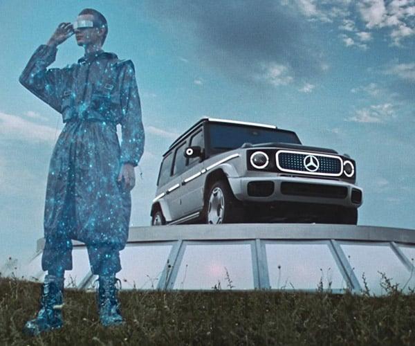Mercedes-Benz: Future 2021