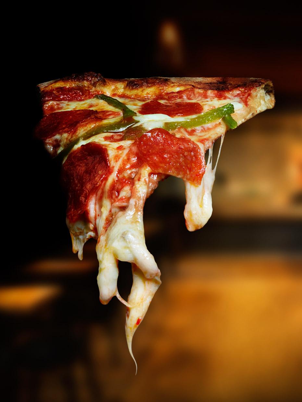 Modernist Pizza