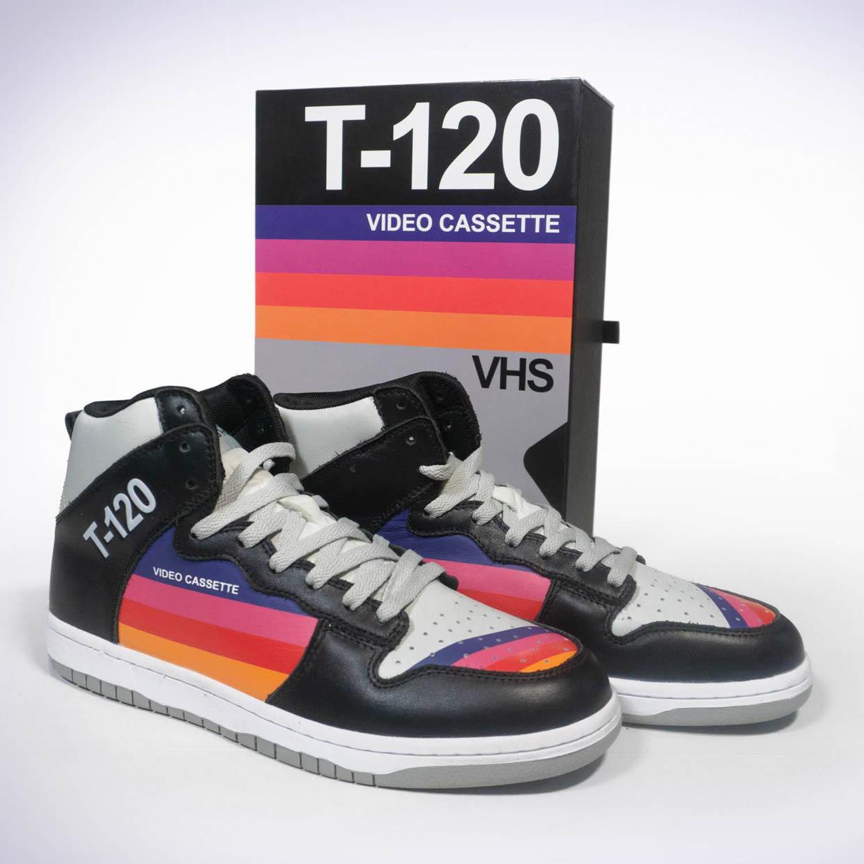 VHS Sneakers