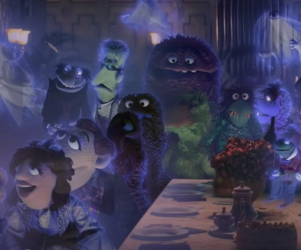 Muppets Haunted Mansion (Trailer)