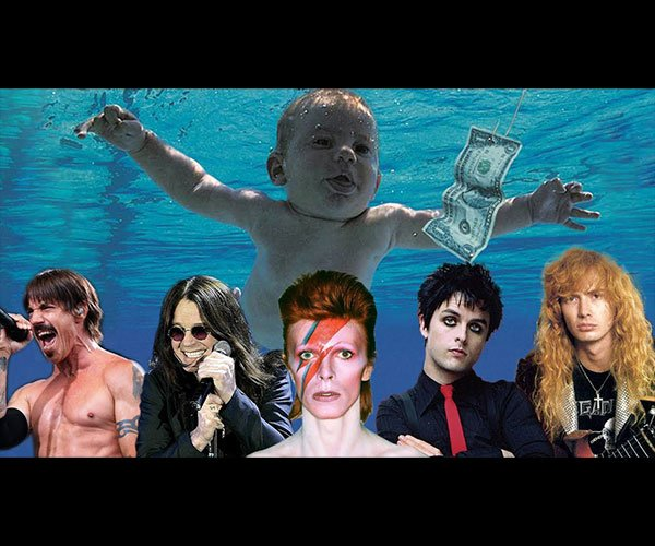 Nevermind in 12 Styles