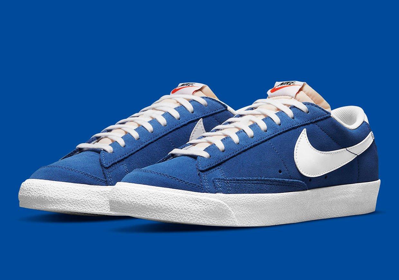 Nike Blazer Low Vintage Team Blue