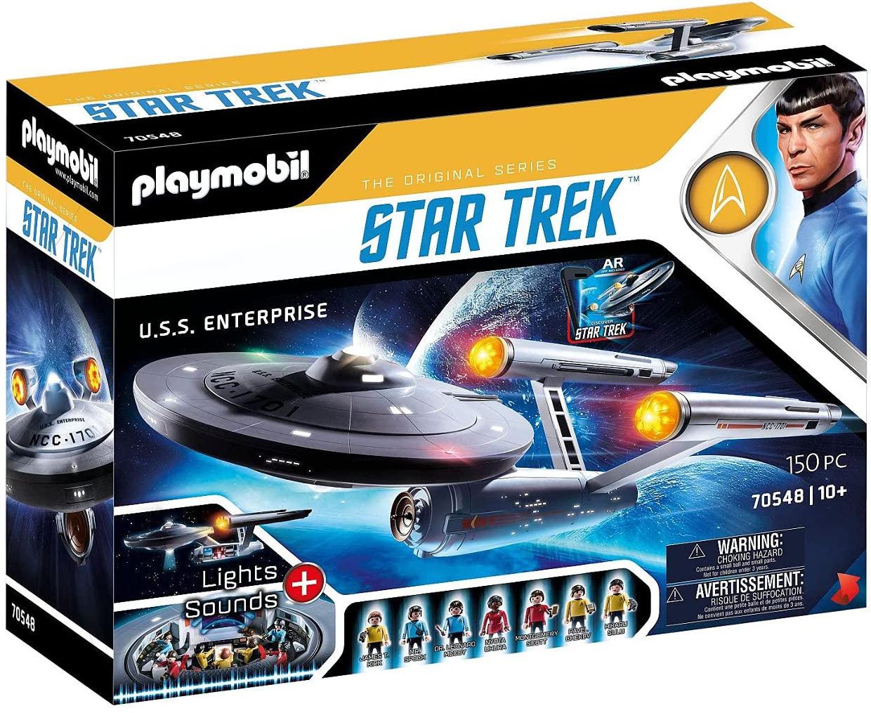 Playmobil x Star Trek U.S.S. Enterprise