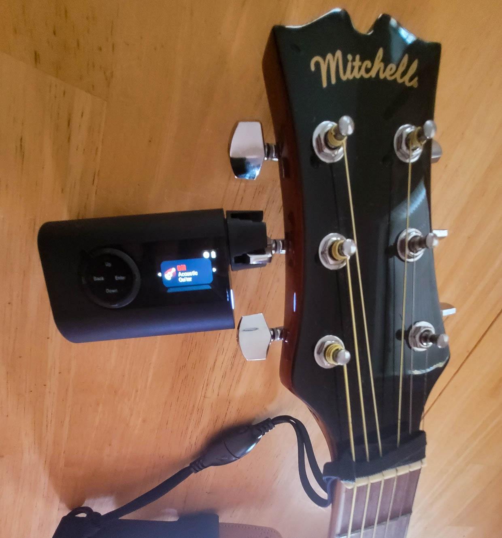 Roadie 3 Guitar Tuner: Hands-on Review