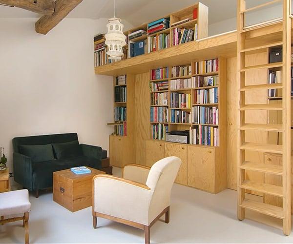 Paris Micro Apartment