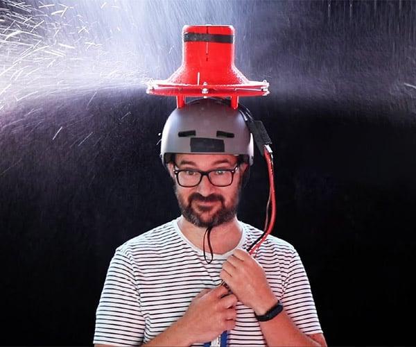 Turbine Umbrella Hat