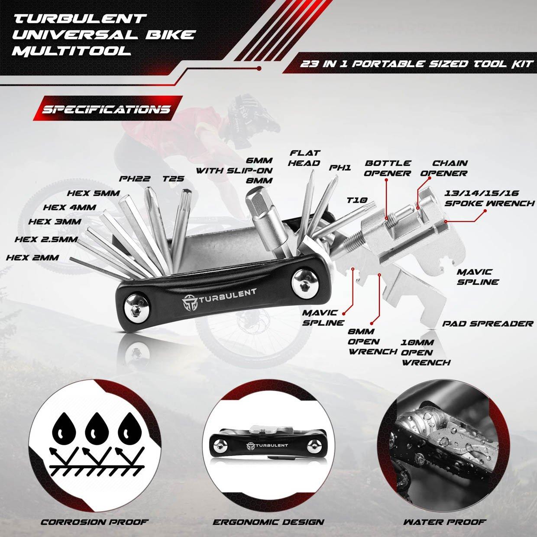 Turbulent Bike Tool