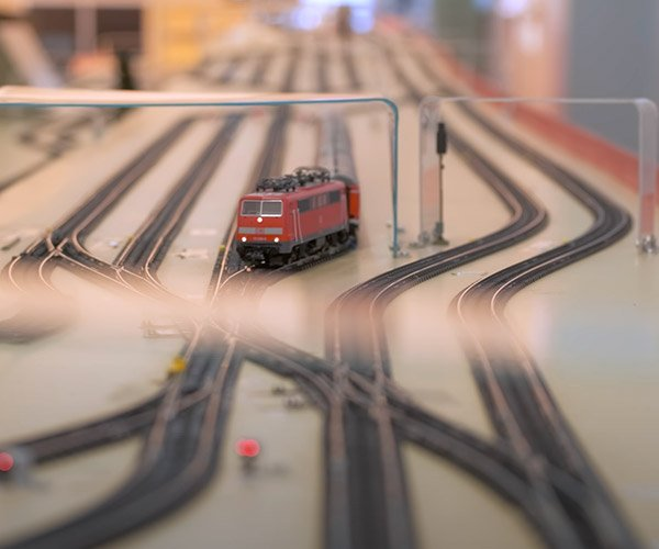 The Most Useful Model Railway