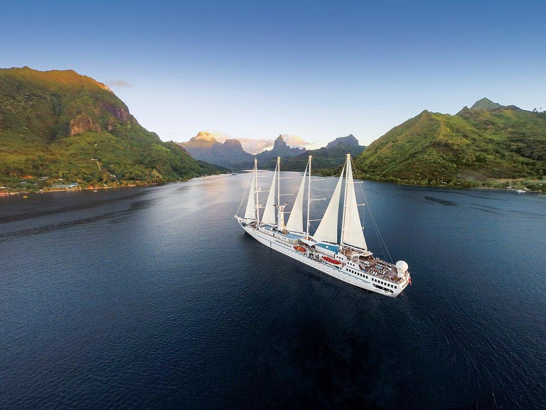 Win a Windstar Cruise