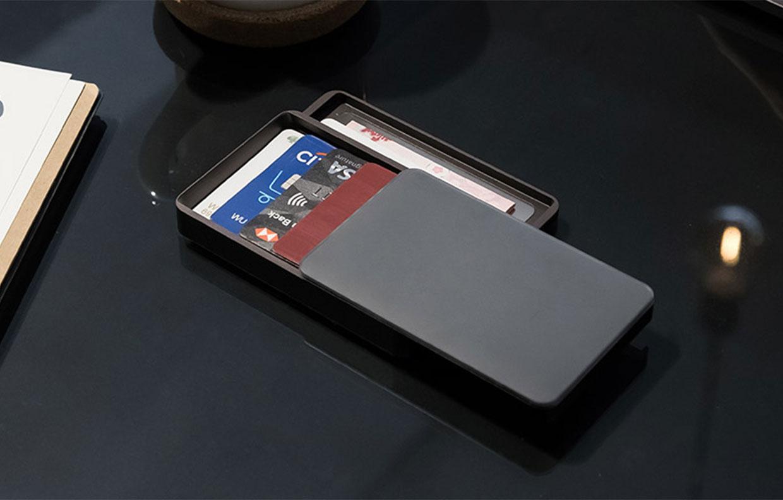 ZENLET 2 Plus Aluminum Wallet