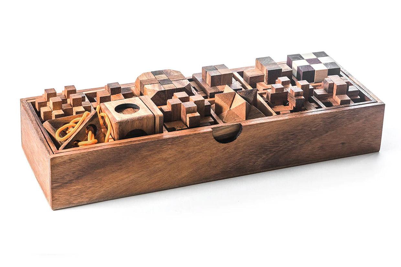 Dozen Puzzle Gift Set