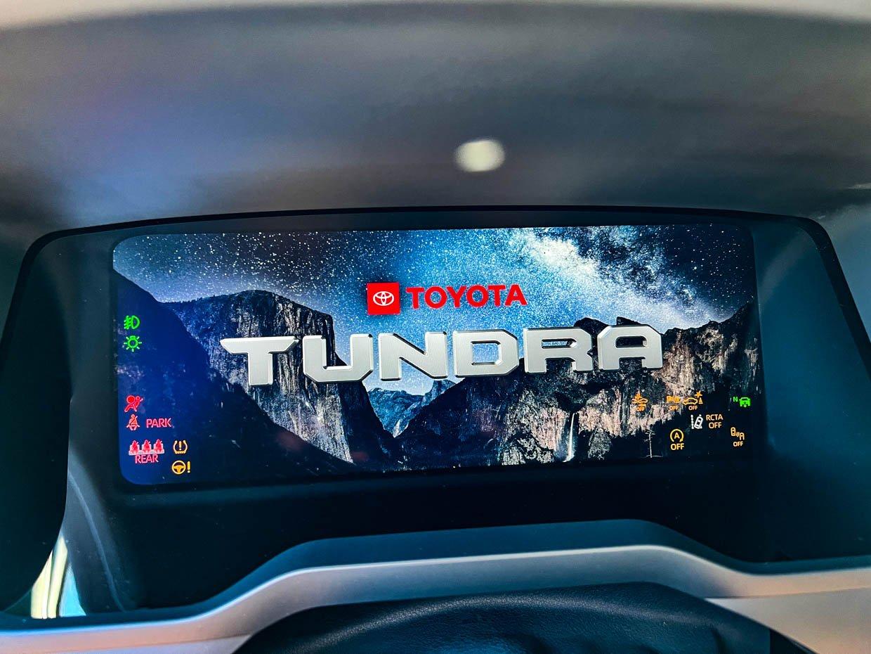 Driven: 2022 Toyota Tundra