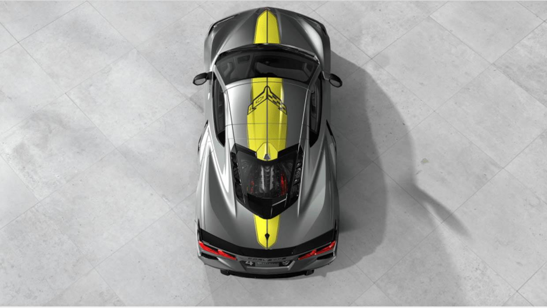 Win a 2022 Corvette Stingray IMSA GTLM Championship Edition