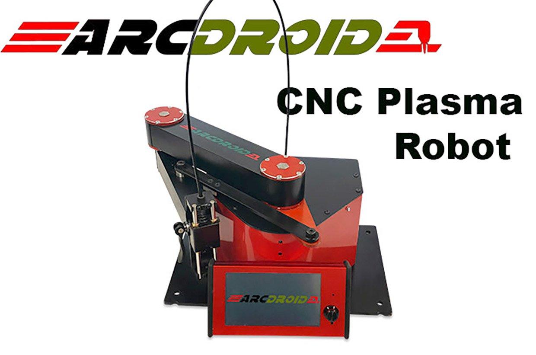 ArcDroid CNC Plasma Cutter Robot