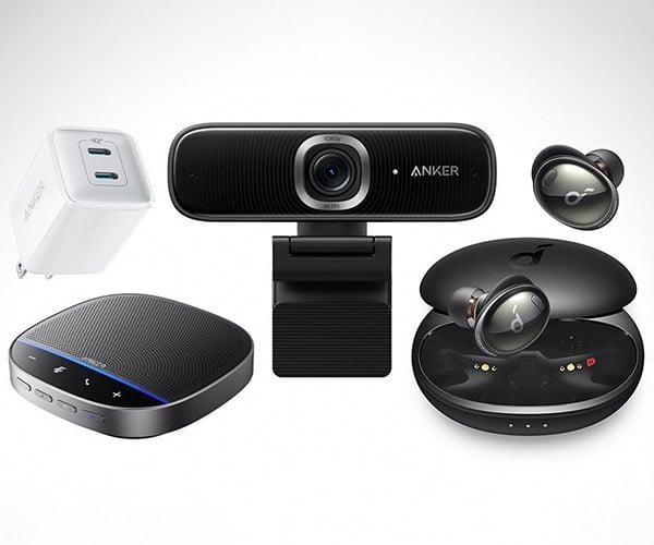 Anker's Best Remote Work Gadgets