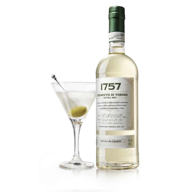 Cinzano 1757 Vermouth di Torino Extra Dry