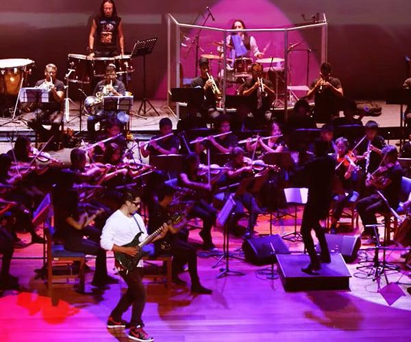 Deep Purple Symphony