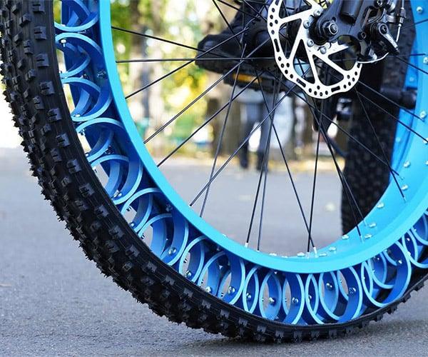 Making DIY Airless Tires
