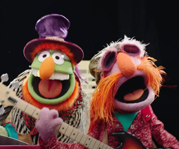 The Muppets Sing Mr. Blue Sky