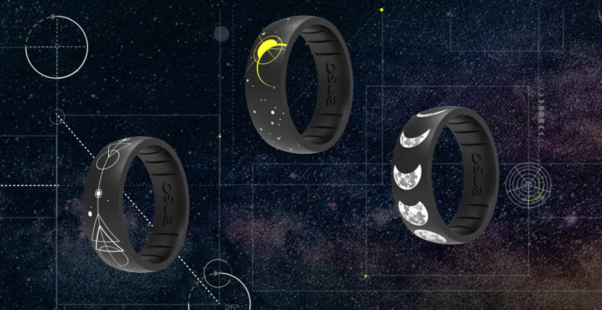 Enso Space Rings
