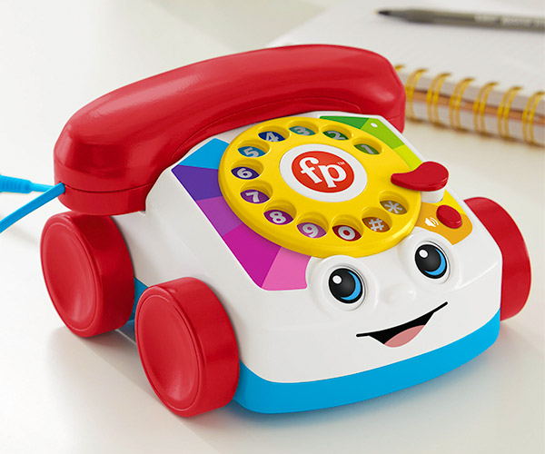 Fisher-Price Bluetooth Chatter Telephone
