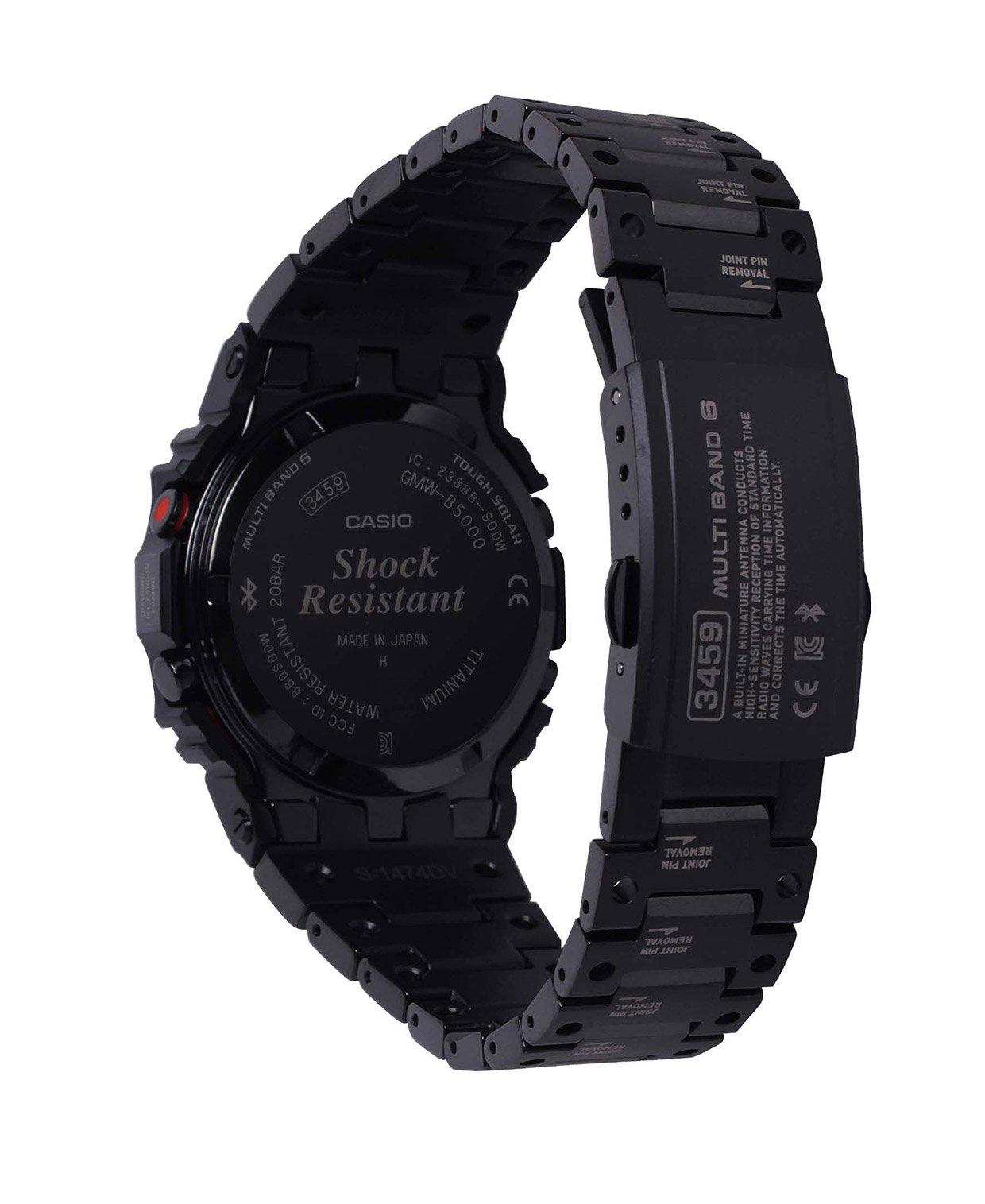 G-SHOCK GMW-B5000TVA-1 Watch