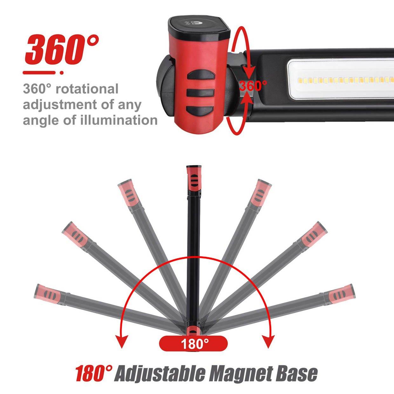 Greenidea Magnetic Work Light