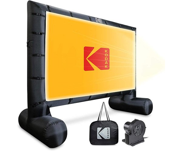 Inflatable Outdoor Projection Screen
