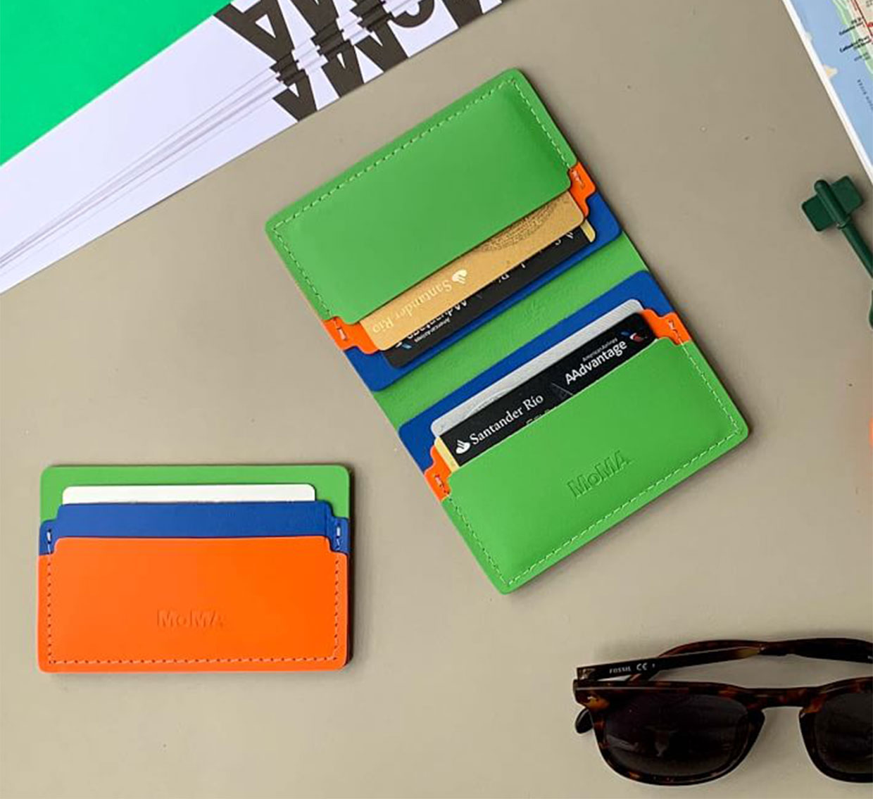 MoMA Primary Wallets