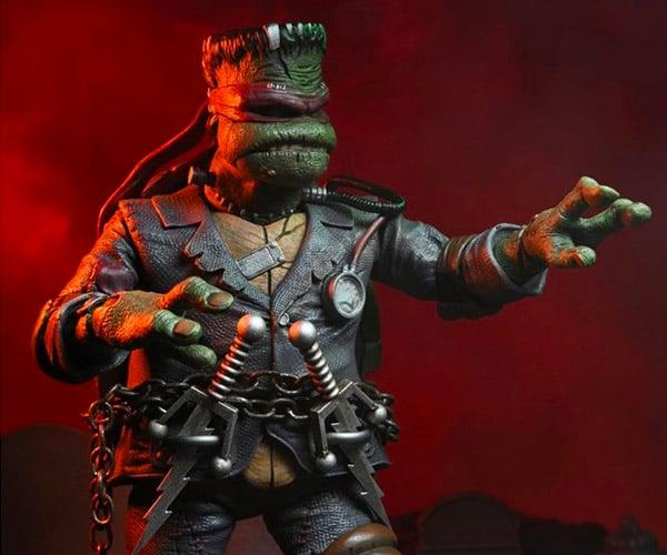 NECA Raphael x Frankenstein Action Figure