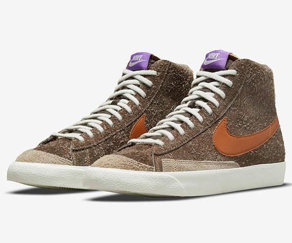 Nike Blazer Mid '77 Dark Chocolate