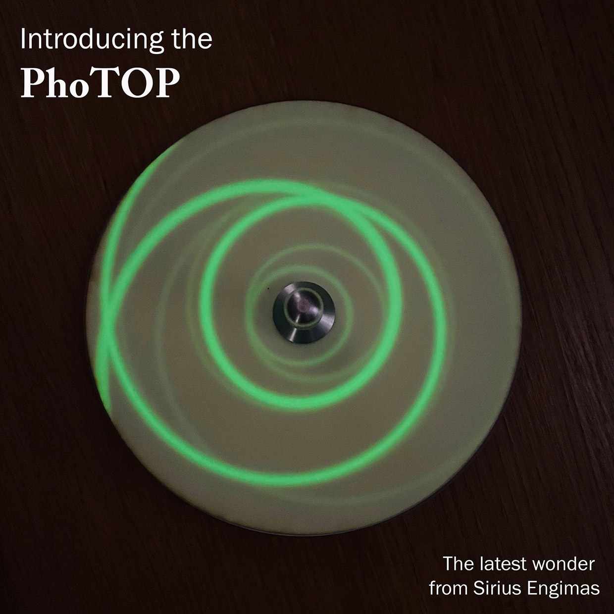 PhoTOP Spinning Toy