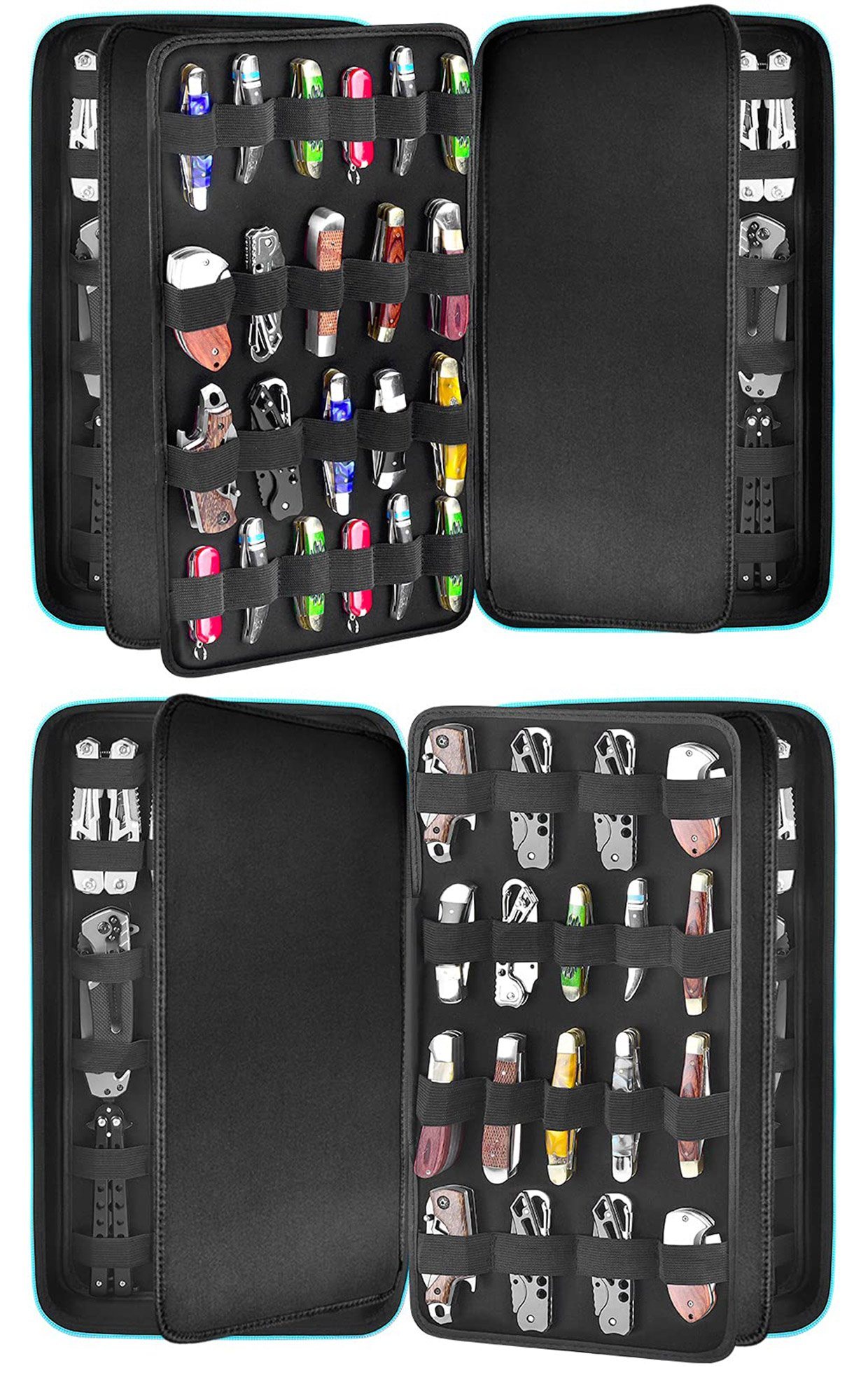 Knife Organizer + Display Case
