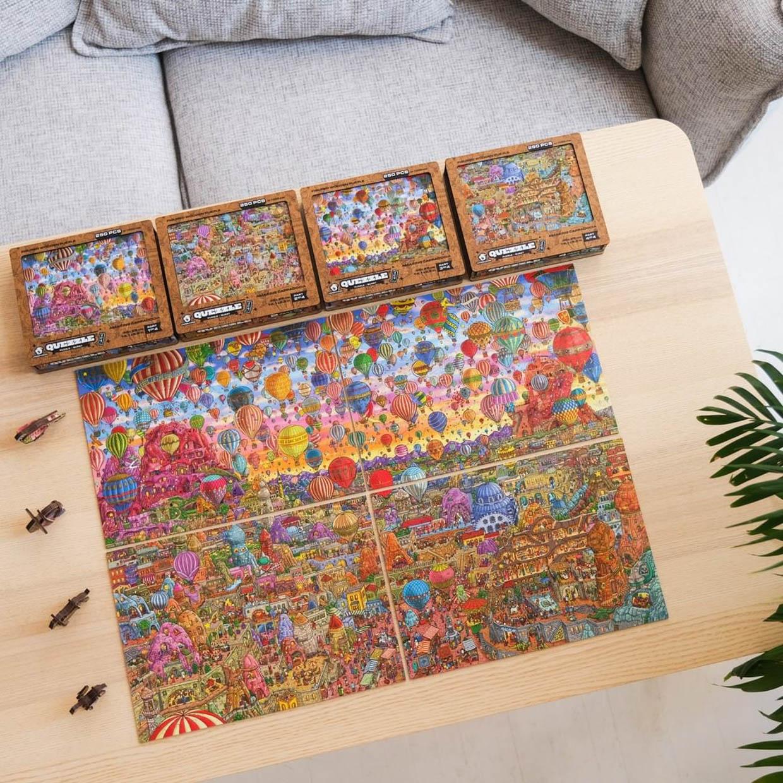Quezzle Jigsaw Puzzles