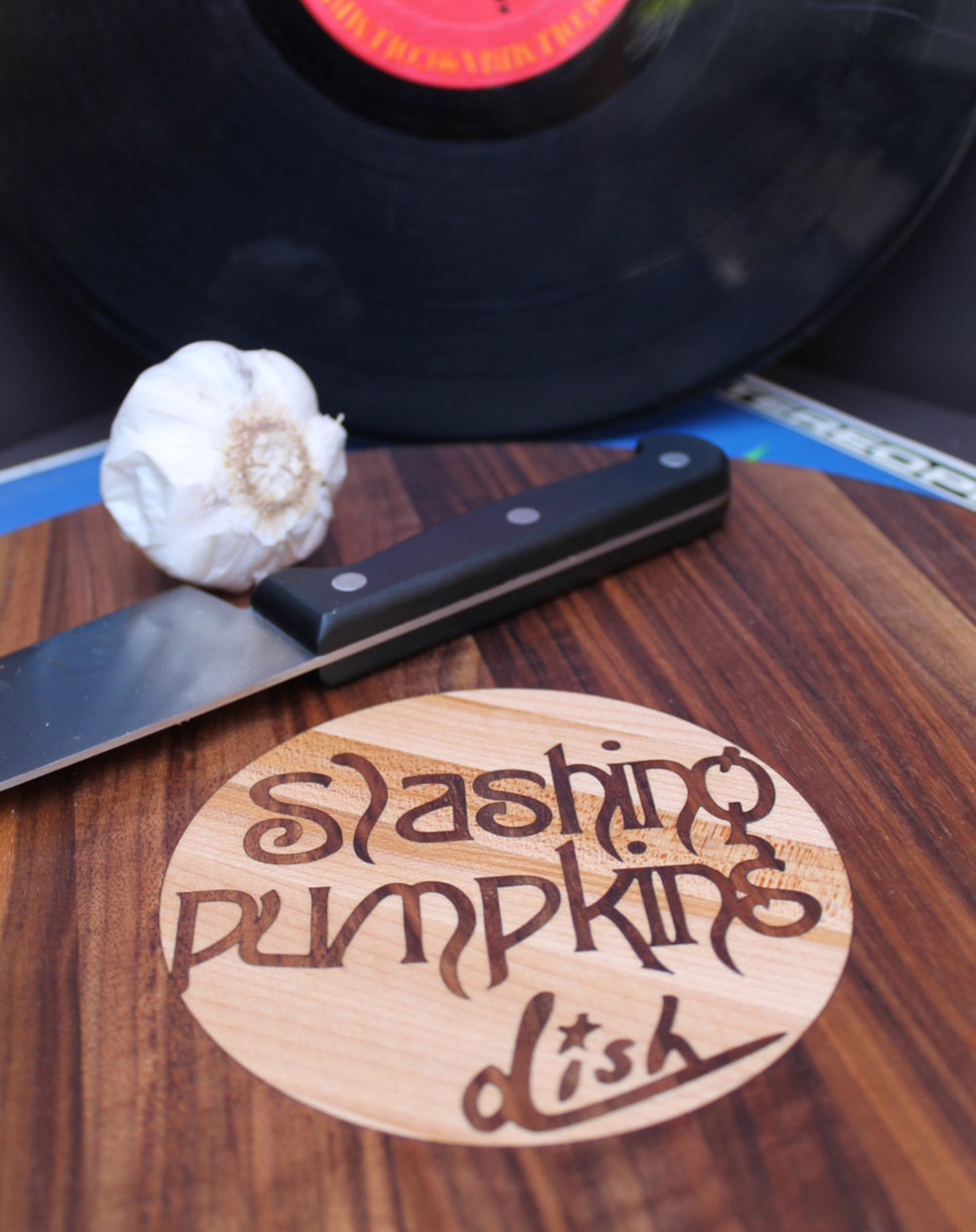 Record Cutting Boards