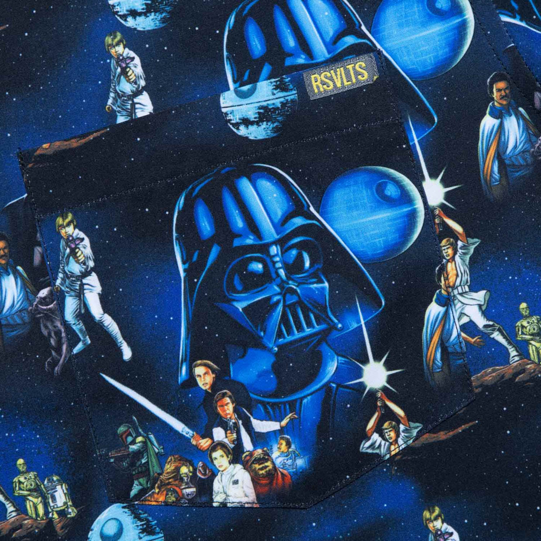 RSVLTS x Star Wars The Trilogy Shirt