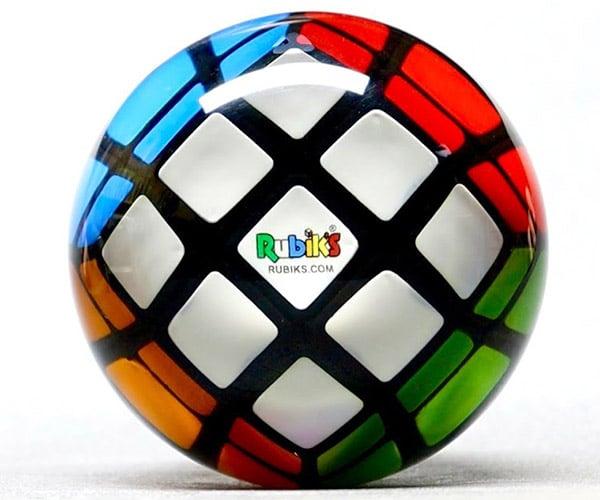Turning a Rubik's Cube into a Rubik's Ball