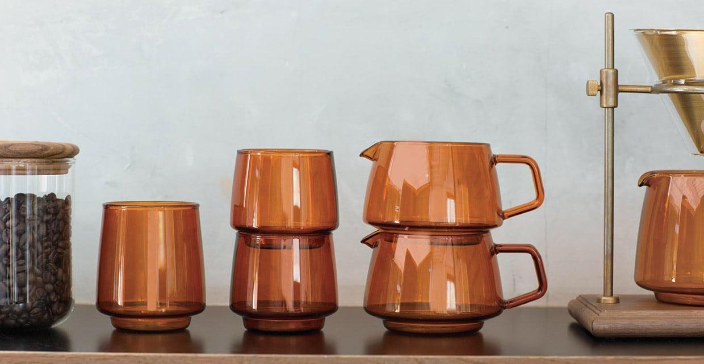 SEPIA Glassware