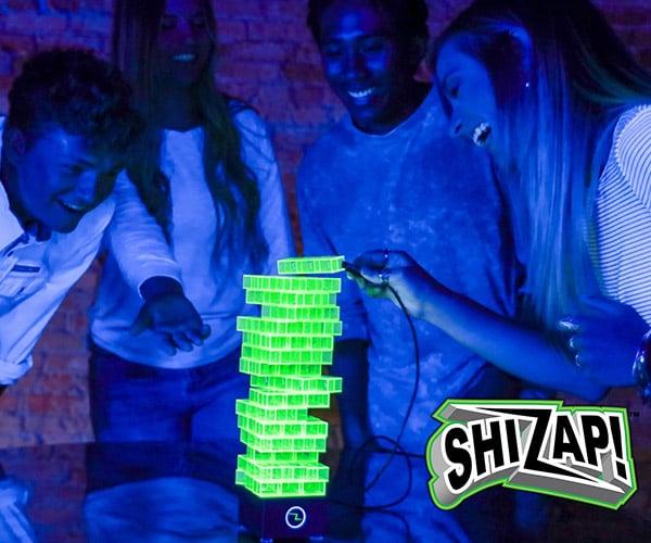 ShiZap! Block Stacking Game
