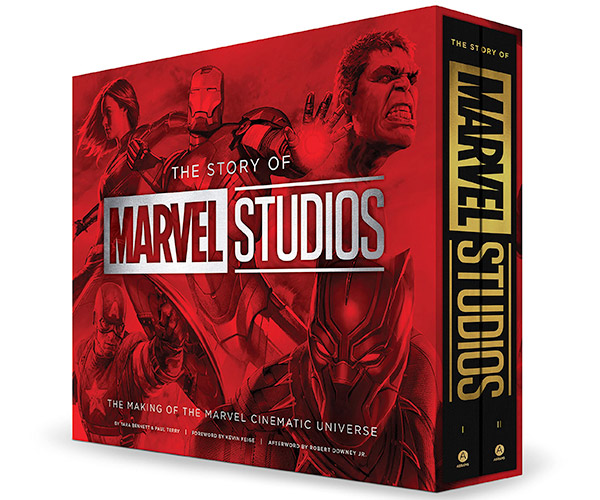 The Story of Marvel Studios