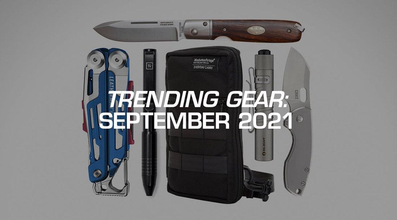 Trending Gear: September 2021