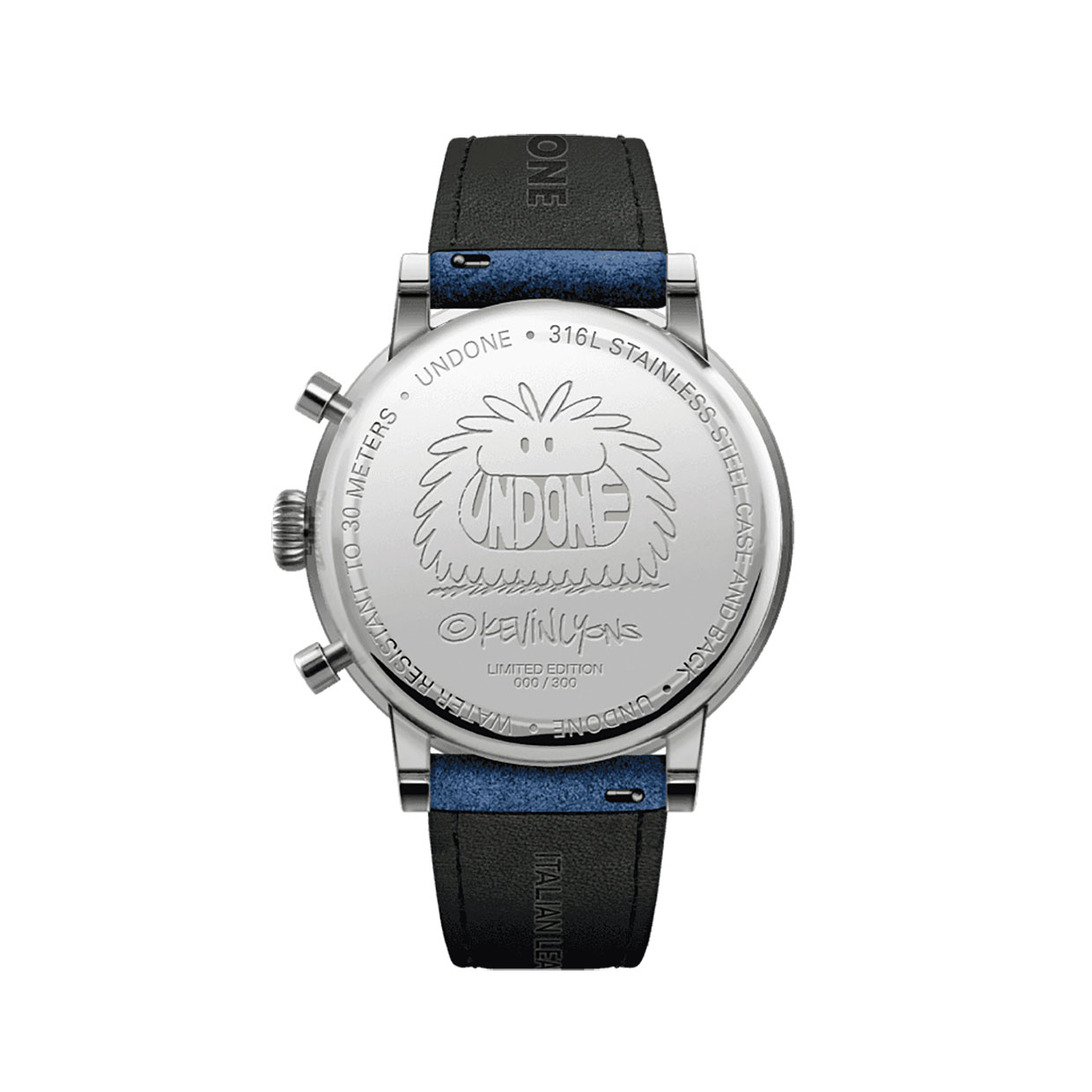Undone x Kevin Lyons Monsters Watch