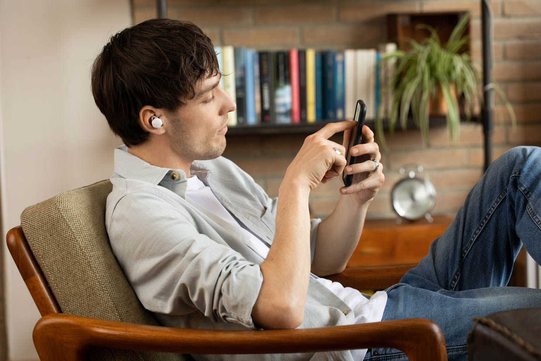 V-MODA Hexamove True Wireless Earbuds