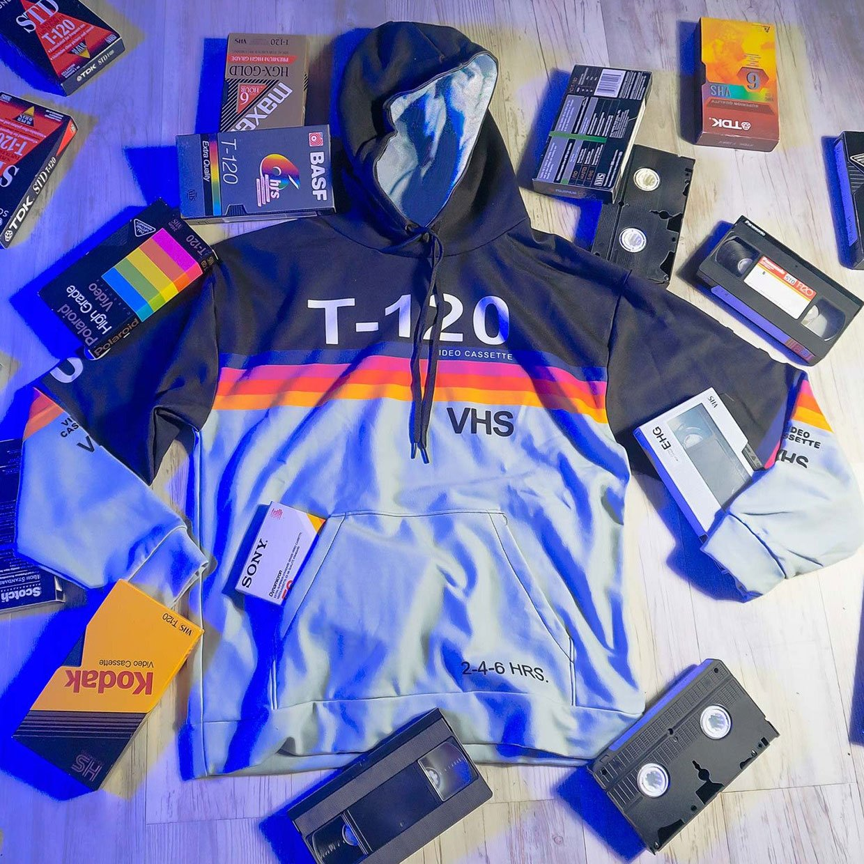 VHS Hoodie