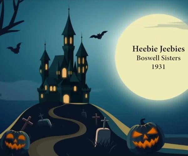 13 Vintage Halloween Songs